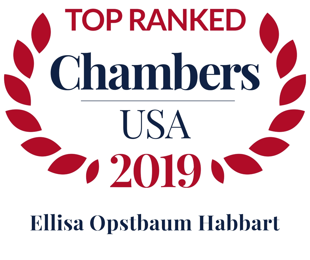 Top Ranked USA Chambers 2019 - Ellisa Habbart