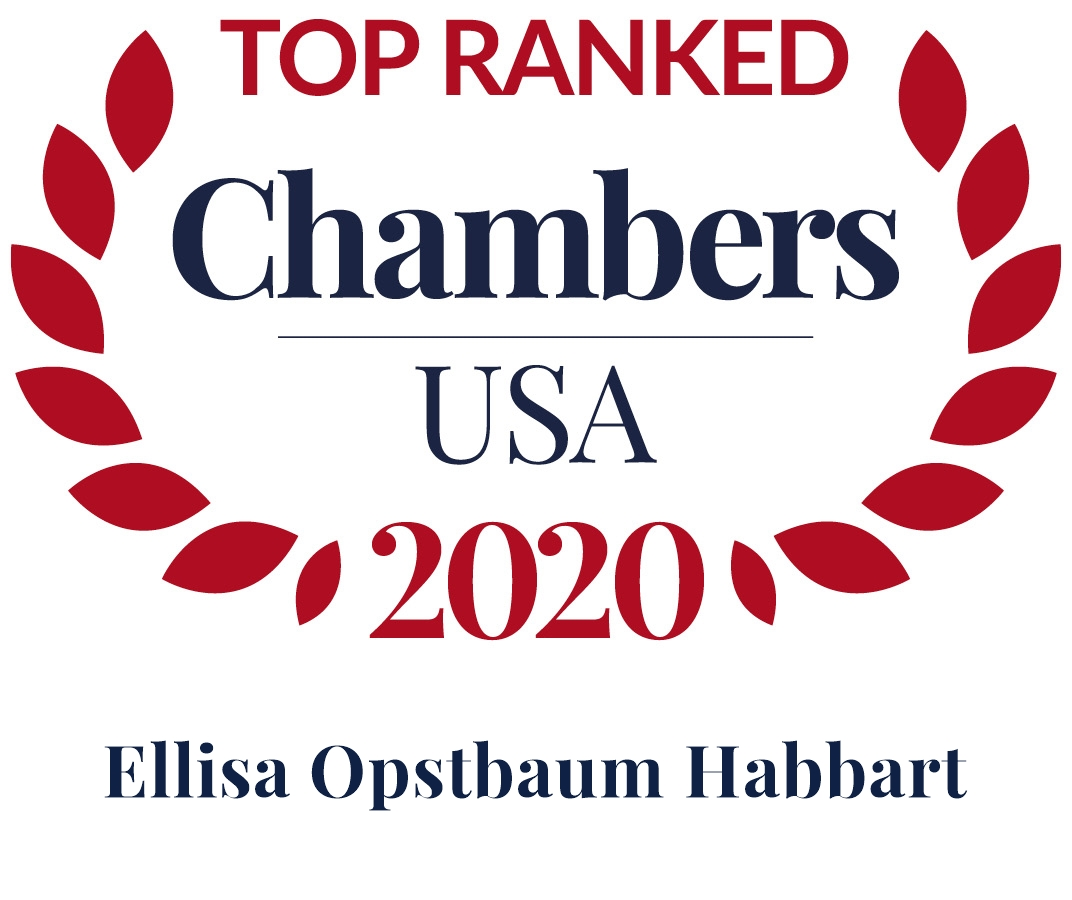 Top Ranked USA Chambers 2020 - Ellisa Habbart